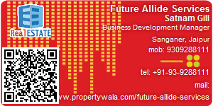 Visiting Card of Future Allide Services
