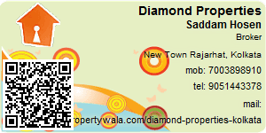 Visiting Card of Diamond Properties