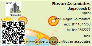 Visiting Card of Buvan Associates