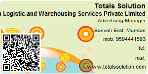 Visiting Card of Totals Solution