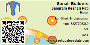 Visiting Card of Sonali Builders Ltd.