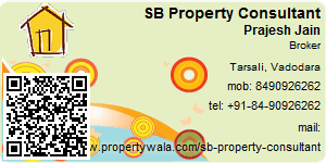 Visiting Card of SB Property Consultant
