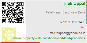 Visiting Card of Home and Land Properties