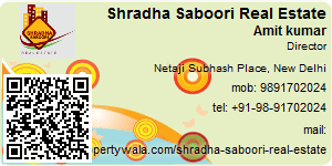 Visiting Card of Shradha Saboori Real Estate