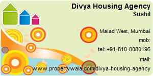 Contact Details of Divya Housing Agency