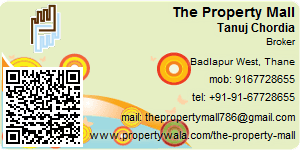 Visiting Card of The Property Mall