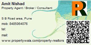 Visiting Card of Property Realtors