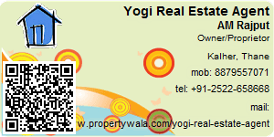 Visiting Card of Yogi Real Estate Agent