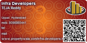 Contact Details of Infra Developers
