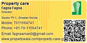 Visiting Card of CMS Propmart