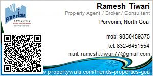 Contact Details of Friends Properties