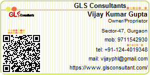 Contact Details of GLS Consultants