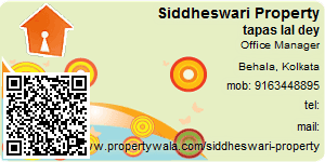 Visiting Card of Siddheswari Property