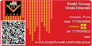 Visiting Card of Voski Group