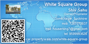 Visiting Card of White Square Group