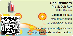 Visiting Card of Oas Realtors Pvt Ltd