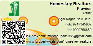 Contact Details of Homeskey Realtors