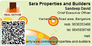 Contact Details of Sara Properties and Builders
