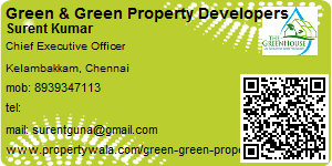 Contact Details of Green & Green Property Developers