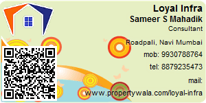Visiting Card of Loyal Infra
