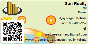Visiting Card of Sun Realty