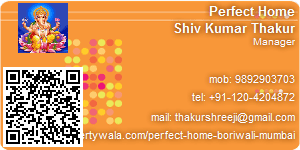 Contact Details of Perfect Home
