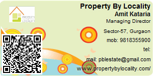 Visiting Card of Property By Locality