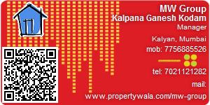 Kalpana Ganesh Kodam - Visiting Card
