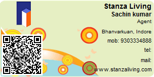 Visiting Card of Stanza Living