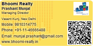 Contact Details of Bhoomi Realty