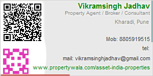 Visiting Card of Asset India Properties