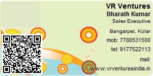 Contact Details of VR Ventures