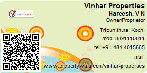 Contact Details of Vinhar Properties