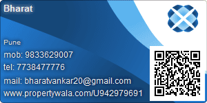 Bharat - Visiting Card
