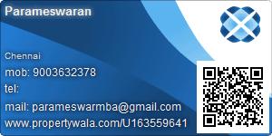Parameswaran - Visiting Card