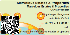 Visiting Card of Marvelous Estates & Properties