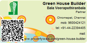 Contact Details of Green House Builder