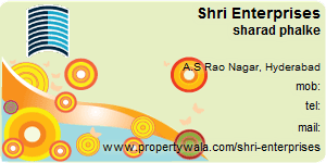Contact Details of Shri Enterprises