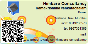 Visiting Card of Himbare Consultancy