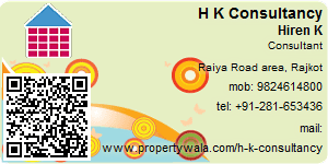 Visiting Card of H K Consultancy
