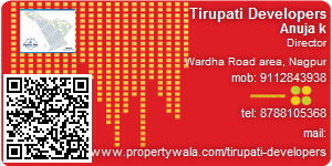 Contact Details of Tirupati Developers