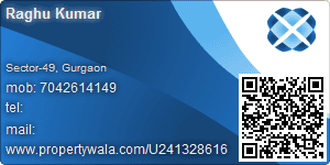 Raghu Kumar - Visiting Card