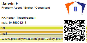 Visiting Card of Green Valley Promoters