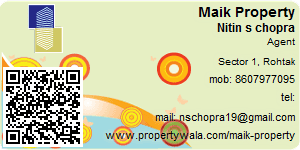Contact Details of Maik Property