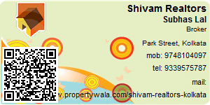 Visiting Card of Shivam Realtors
