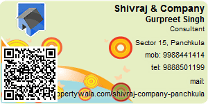 Visiting Card of Shivraj & Company