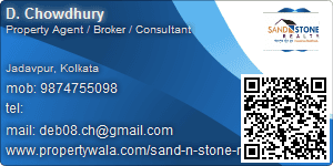 Visiting Card of Sand n Stone Realty