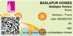 Visiting Card of BADLAPUR HOMES