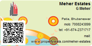 G Meher - Visiting Card