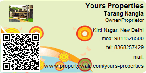 Contact Details of Yours Properties